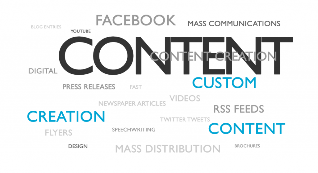 content creation services from domainengines.com
